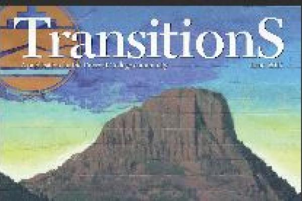 Transitions Magazine Prescott College